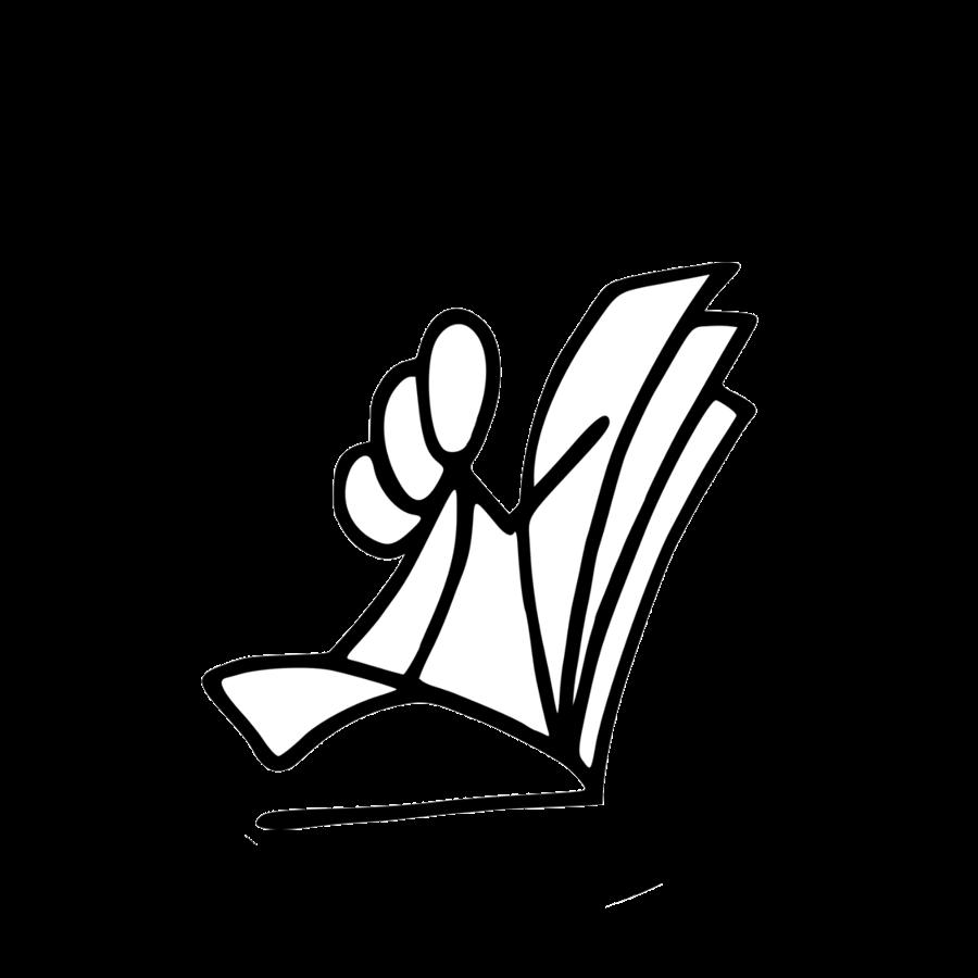 logo didattica con modello inbook