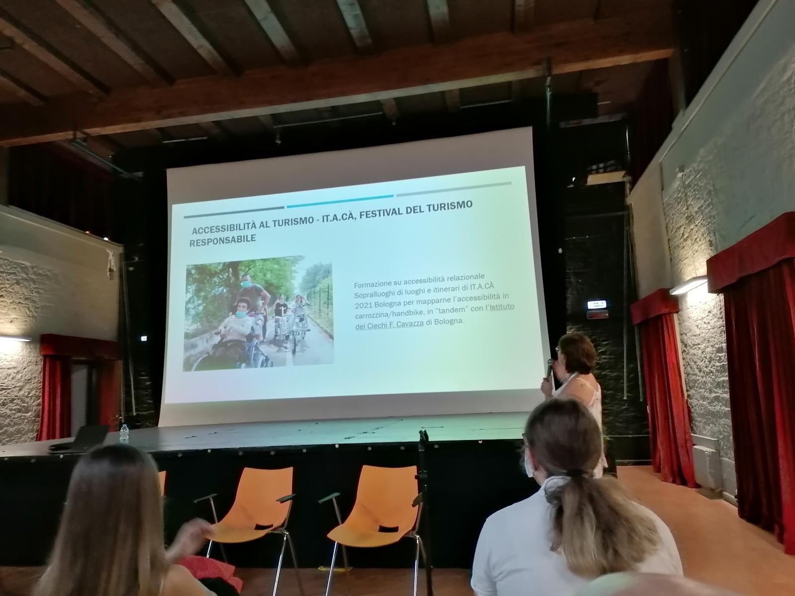 CDH: accessibilità al turismo