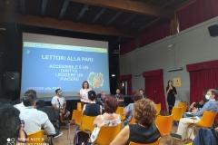apertura di Lettori alla pari: Elvira Zaccagnino
