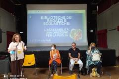 AIB Puglia e biblioteche accessibili