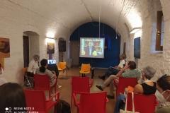 Sergio Astori interviene nell'incontro dedicato a parolebuone