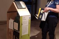 mostra vietato non sfogliare - i libri tattili