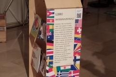 mostra vietato non sfogliare - libri internazionali